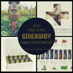 http://creatinghealthfromscratch.com/giveaways/2016-new-years-giveaway/?lucky=238